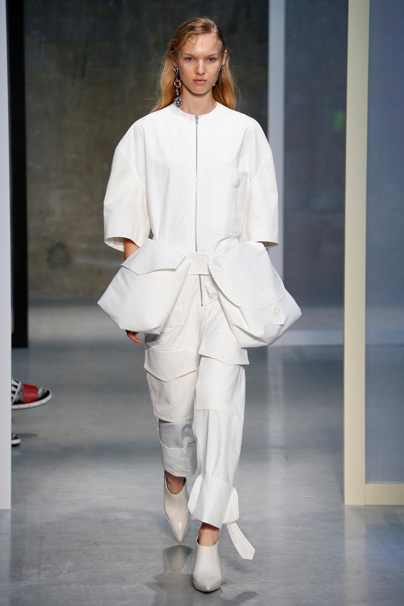 Marni Fashion Show Womenswear Milan SS2017