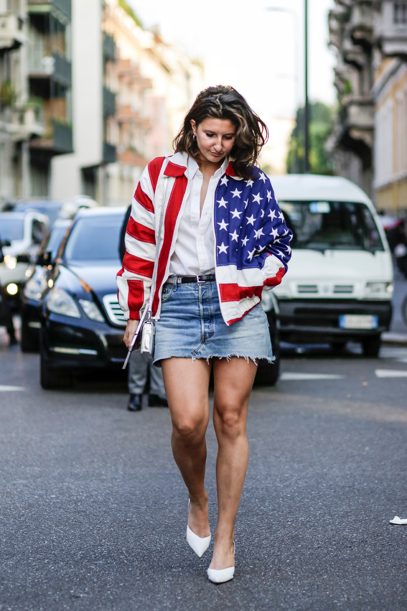 Streetfashion MFW Womenswear SS2017, Day 2