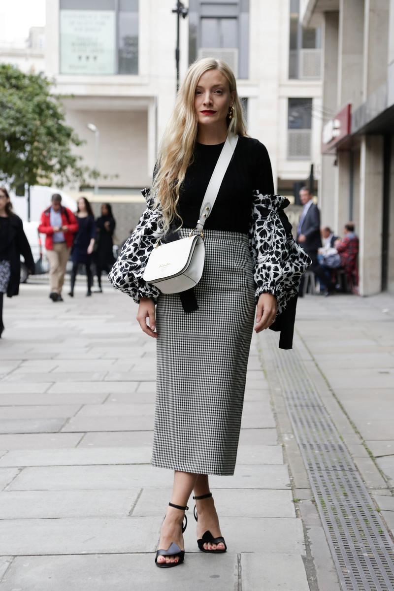 Streetfashion LFW Womenswear SS2017, Day 3