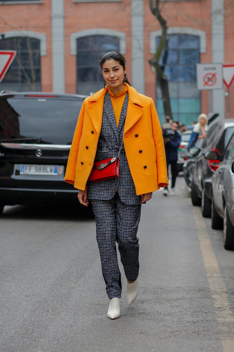 Streetfashion Milan Womenswear FW2017, Day 02