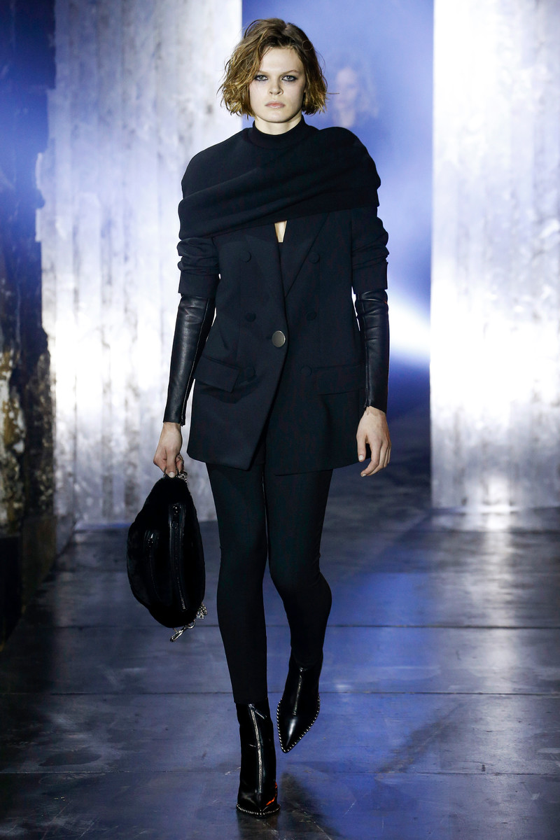 Alexander Wang Catwalk Fashion Show NYC Womenswear FW2017