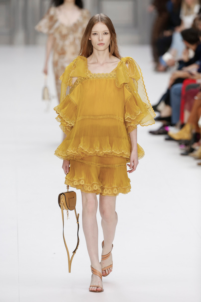 SS2017 Trend: Yes to Yellow