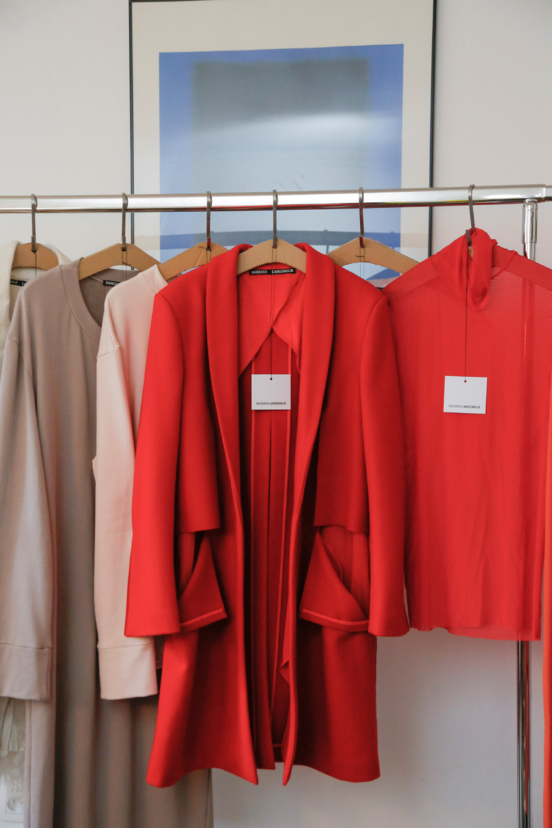 Showroom Paris Schueller de Waal & Barbara Langendijk