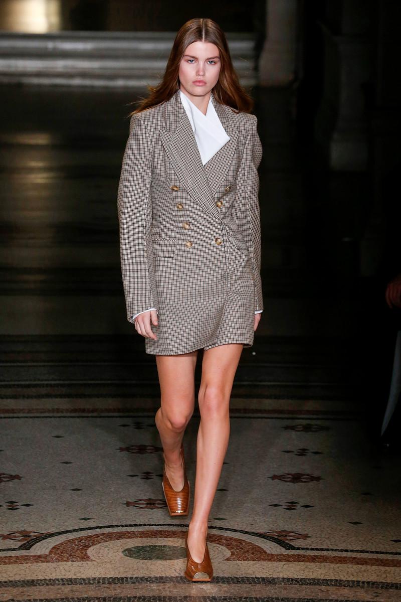 Stella McCartney Catwalk Fashion Show Paris Womenswear FW2017