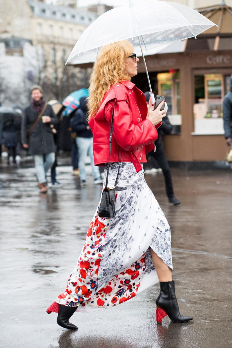 Streetfashion Paris Womenswear Fw2017, Day 05