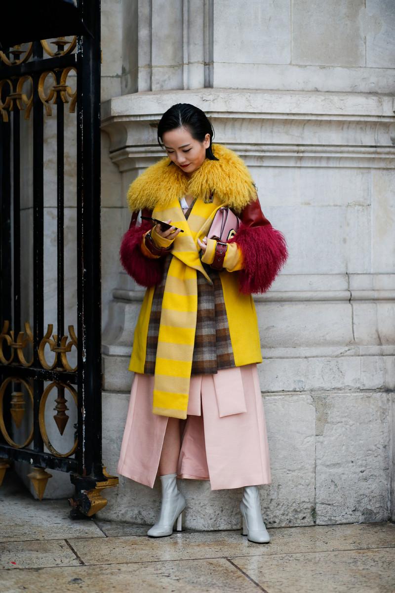 Streetfashion Paris Womenswear FW2017, Day 07
