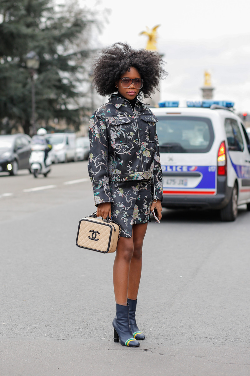 Streetfashion Paris Womenswear FW2017, Day 08