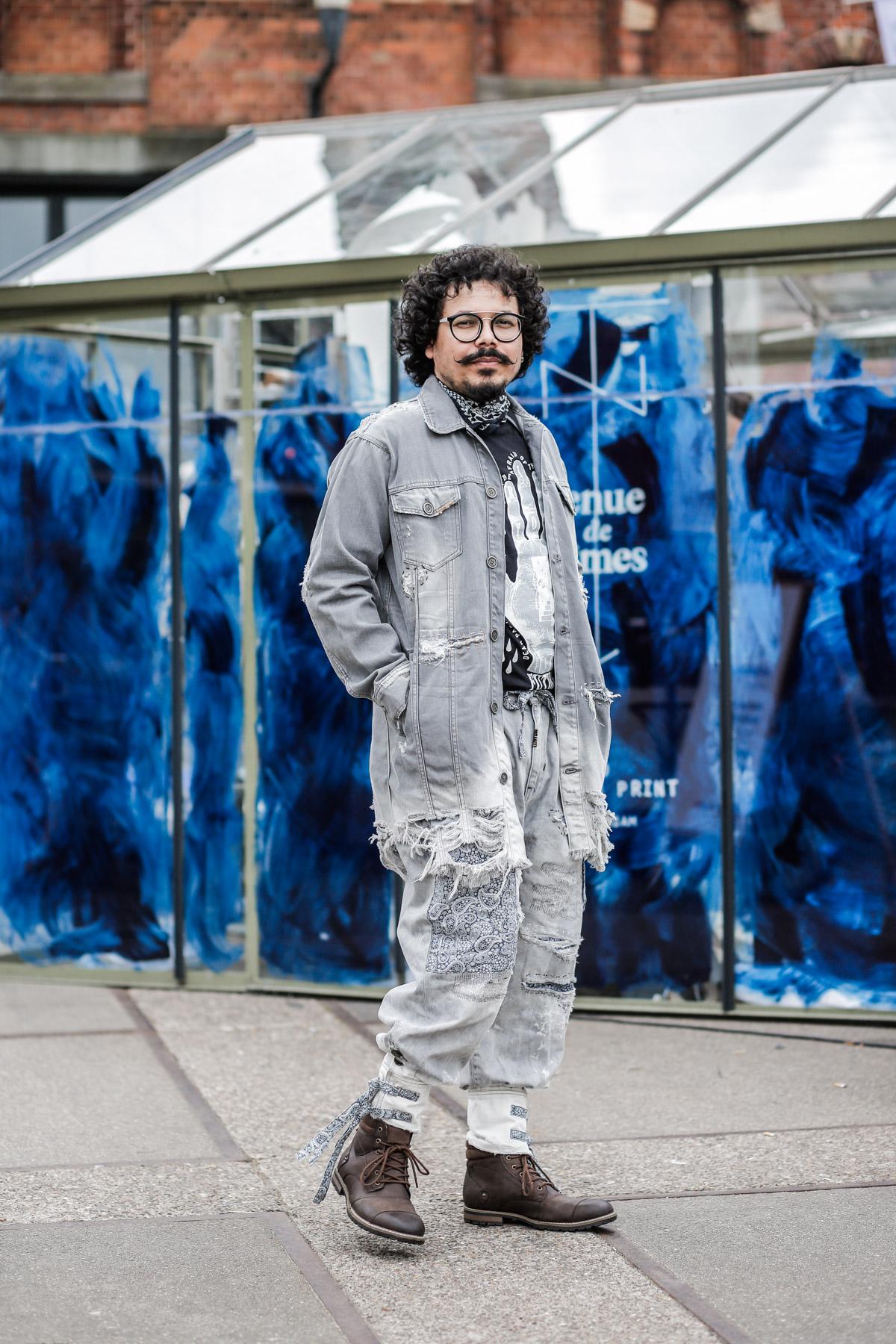 Streetfashion Blueprint Festival Amsterdam 2017
