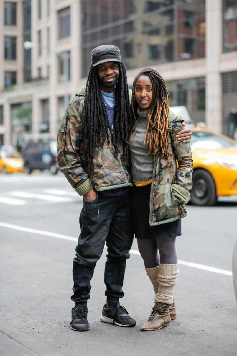 You can leave your hat on – New York City Streetfashion