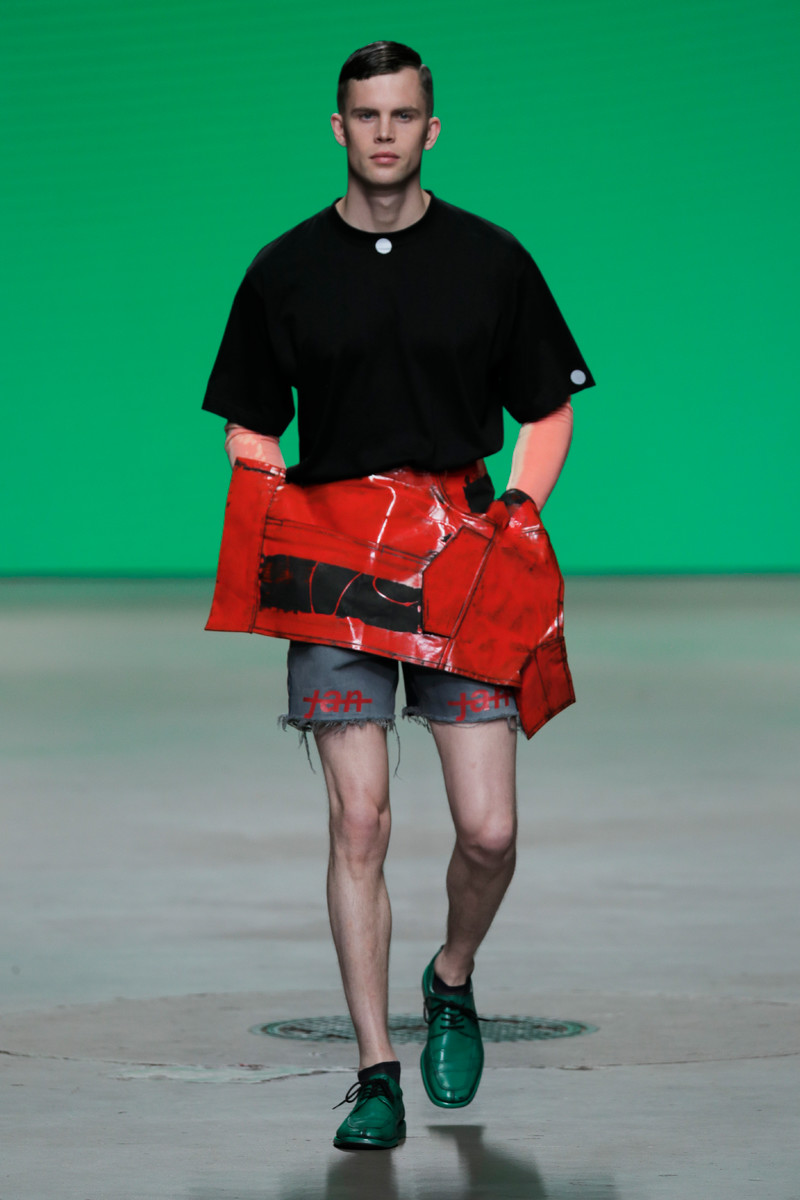 Jan Cerny Catwalk Fashion Show MBFWA SS2018