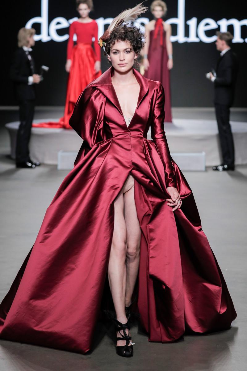 Dennis Diem Catwalk Fashion Show MBFWA SS2018