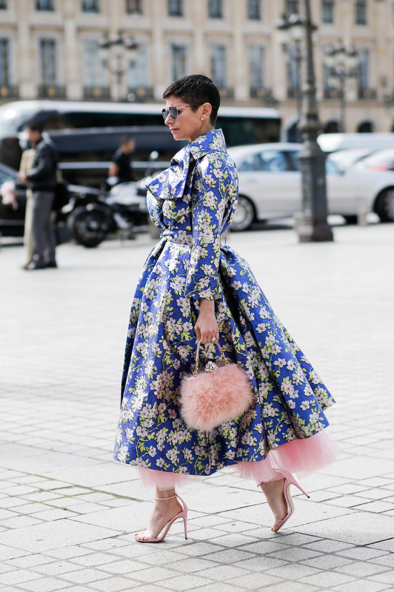 Streetfashion Haute Couture Paris FW2017, Day 02