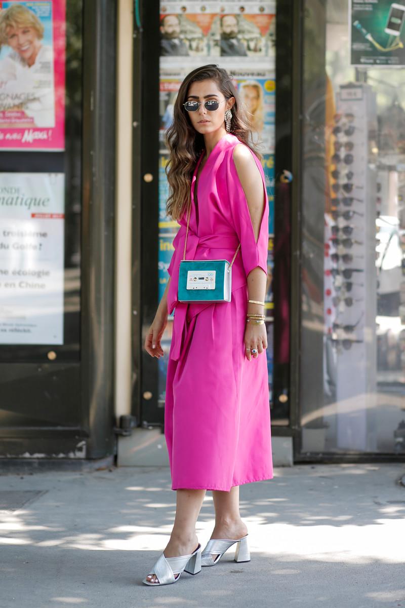 Streetfashion Haute Couture Paris FW2017, Day 03