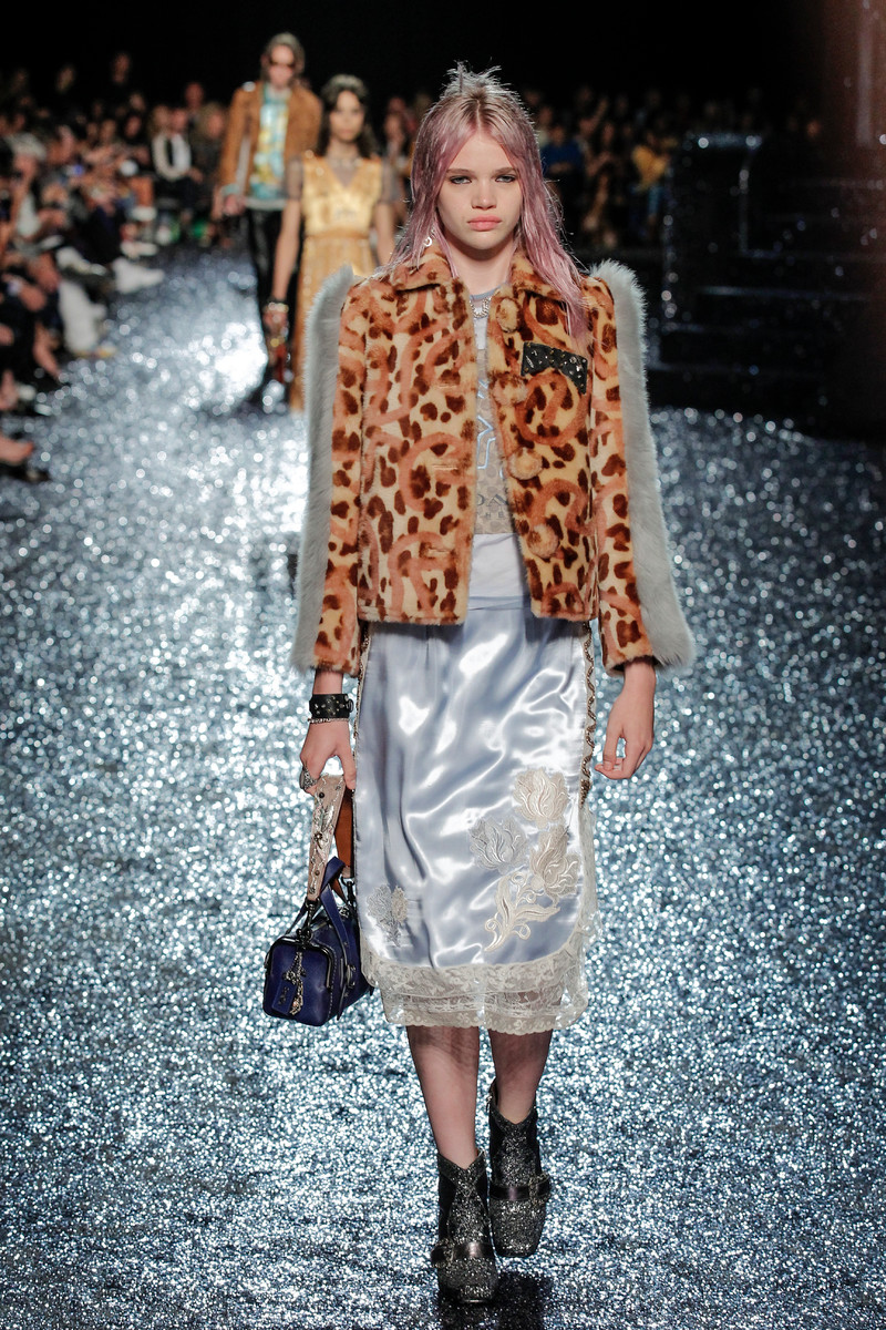 Coach Catwalk Fashion Show Womenswear SS2018 New York