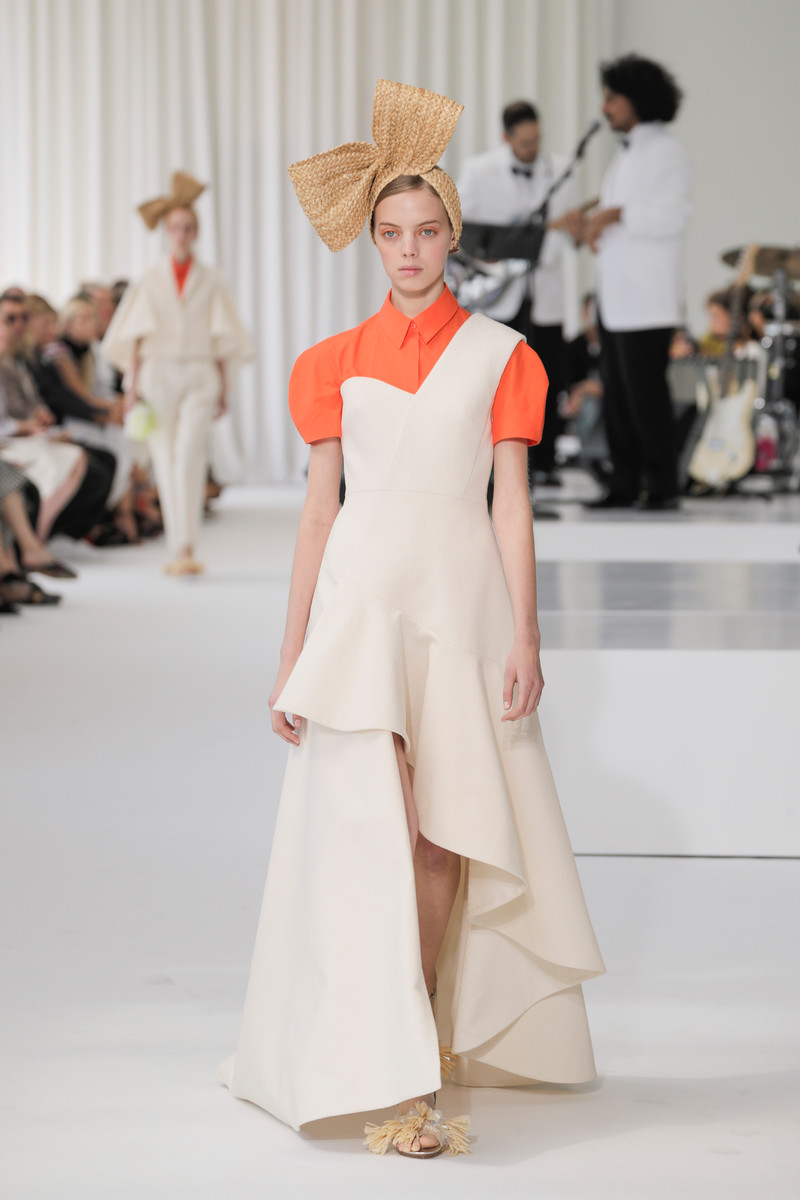 DelPozo Catwalk Fashion Show Womenswear SS2018 New York