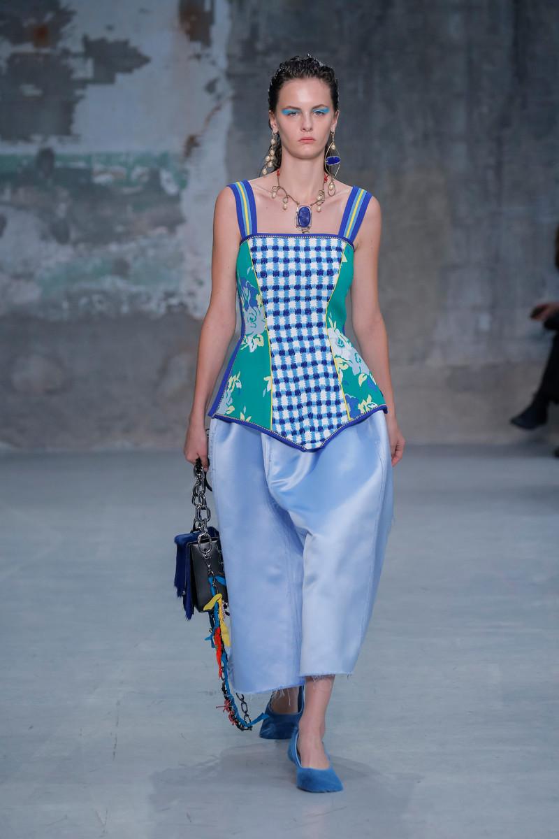 Milan ss marni fashion week