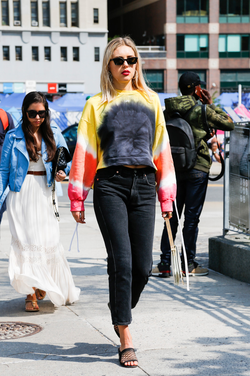 Streetfashion New York Womenswear SS2018, Day 03