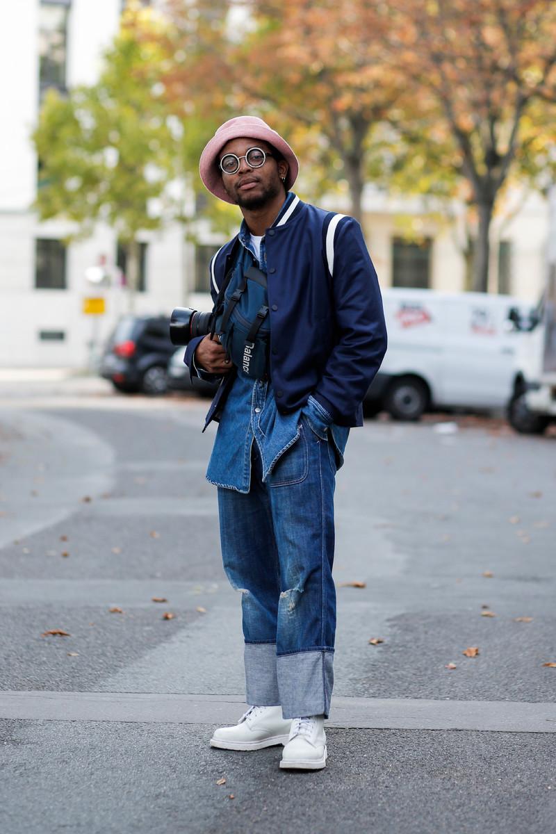 Streetwear Paris Womenswear SS2018, Day 04