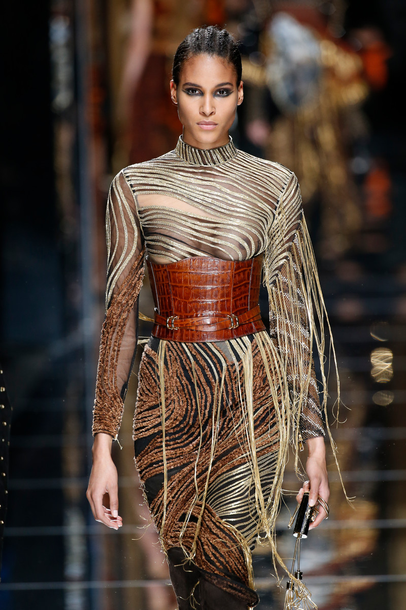 Fall/Winter Catwalk Trend 2017/2018: Cinched