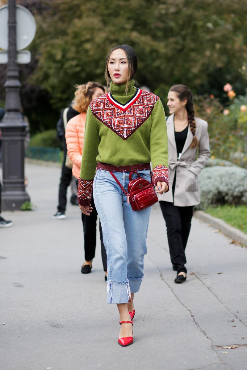 Streetwear Paris Womenswear SS2018, Day 08
