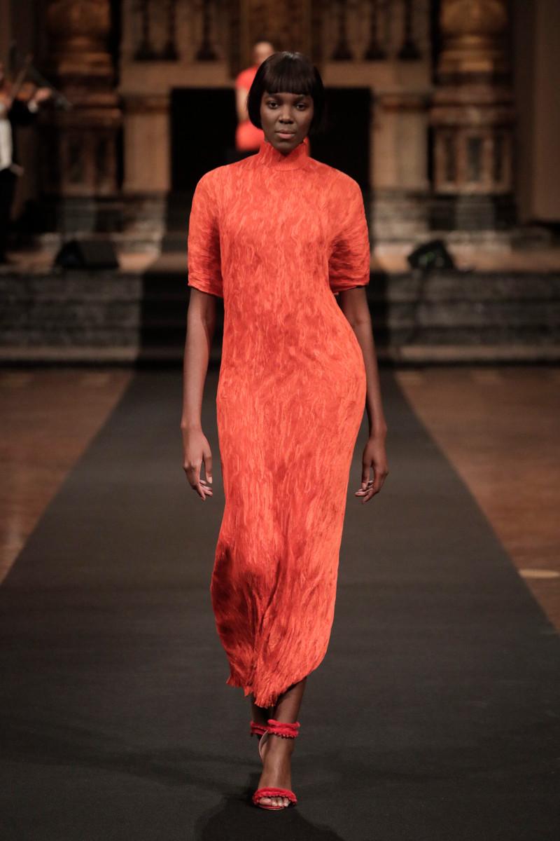 Karim Adduchi Couture Fashion Show Amsterdam