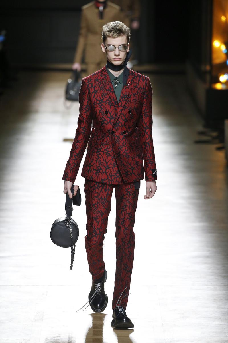 Paris Menswear Fashion Week The 5 Biggest Trends For Fw2018 Team