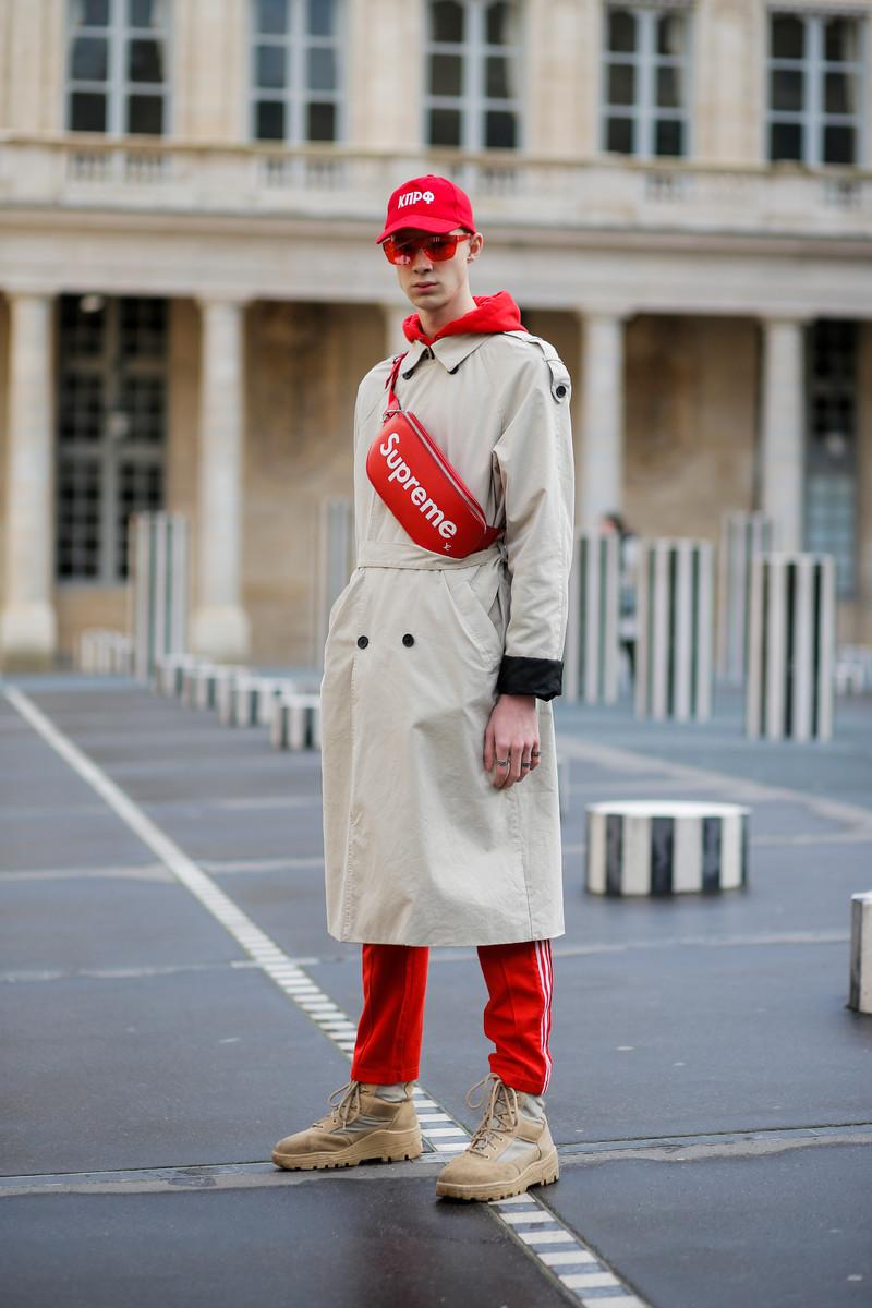 Streetfashion Paris Menswear Fw2018, day 02