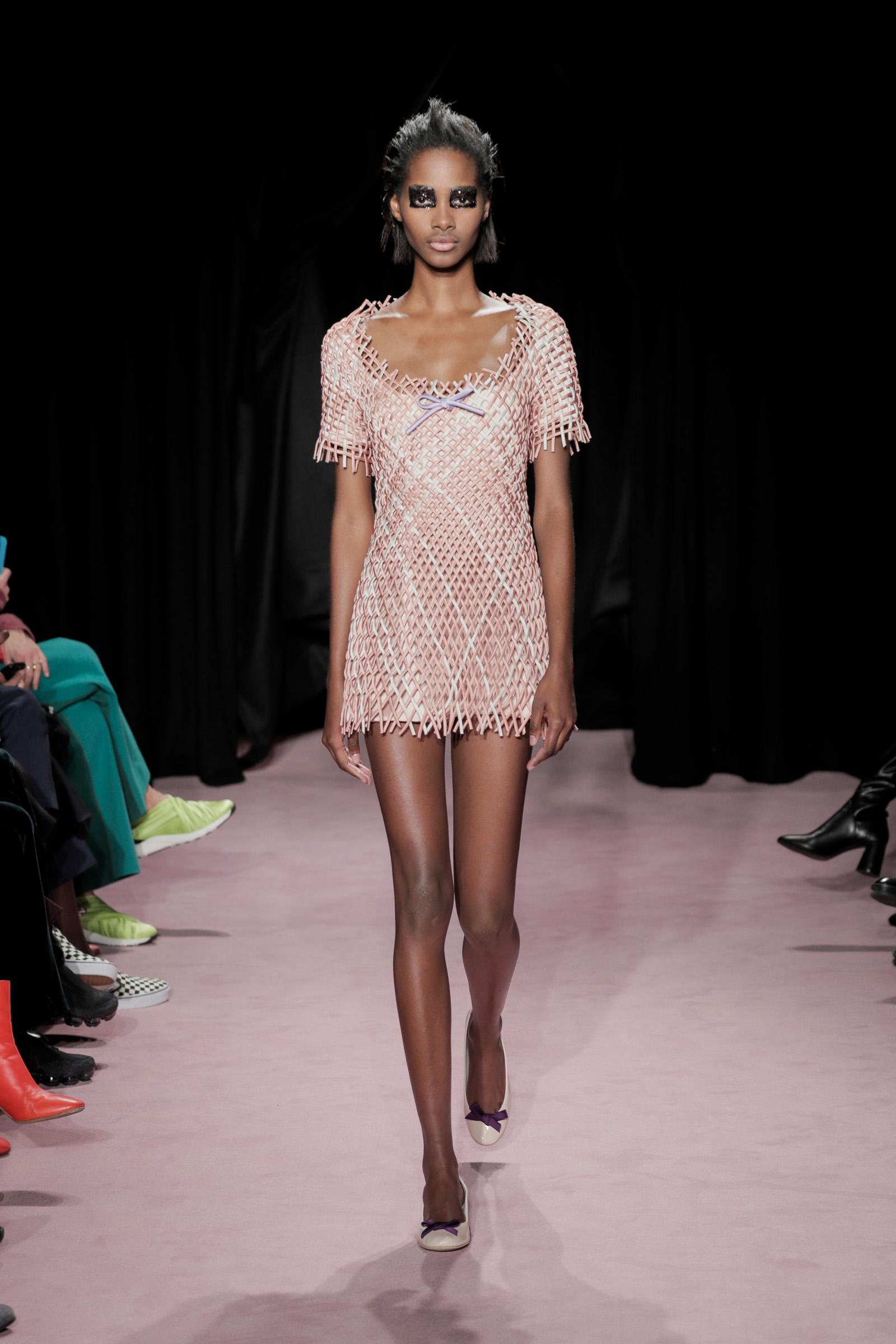Viktor & Rolf Haute Couture Catwalk Fashion Show Paris ...