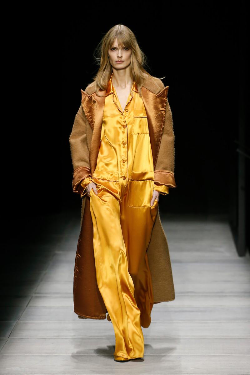 Bottega Veneta Catwalk Fashion Show New York FW2018