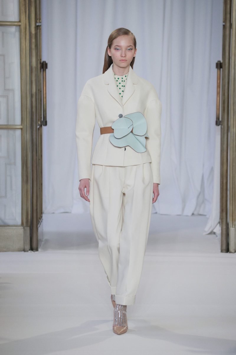DelPozo Catwalk Fashion Show London FW2018