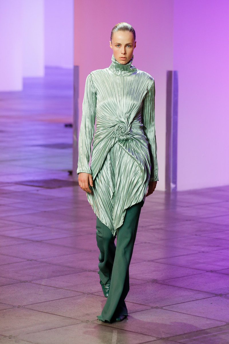 SiesMarjan Catwalk Fashion Show New York FW2018