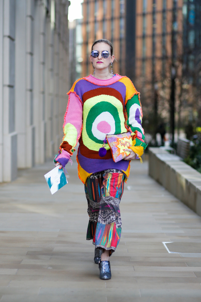 Streetfashion London Womenswear FW2018, Day 01