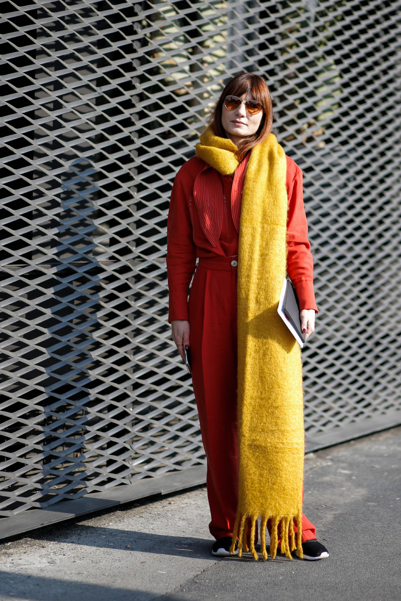 Streetfashion Milan Womenswear FW2018, day 01