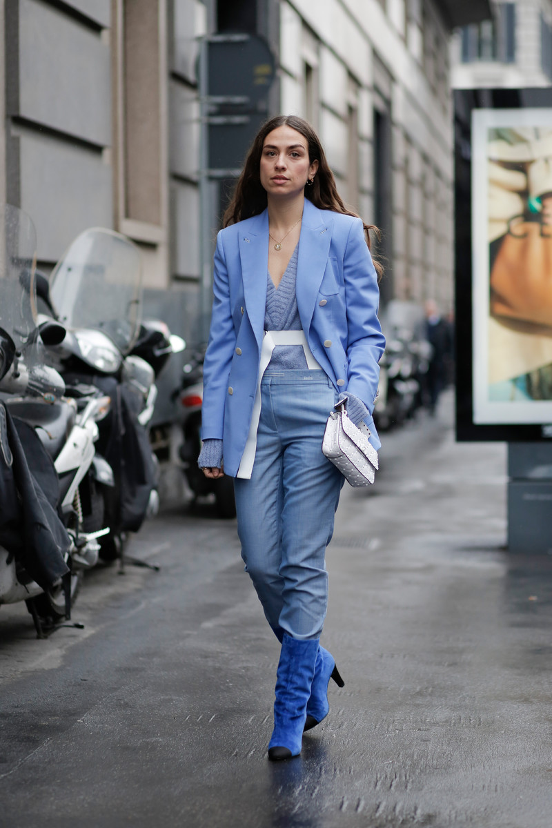 Streetfashion Milan Womenswear FW2018, Day 02