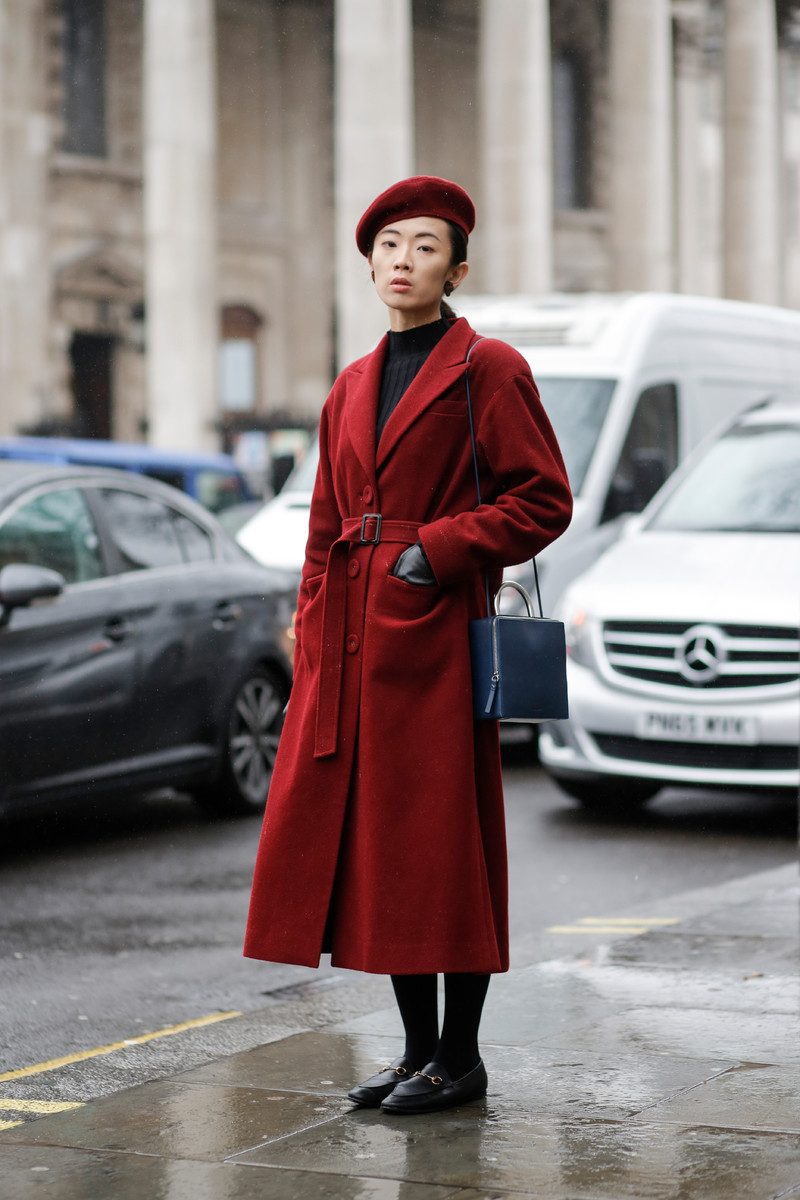 Streetfashion London Womenswear FW2018, Day 03