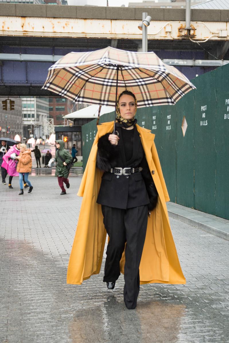 Streetfashion New York Womenswear FW2018, Day 03