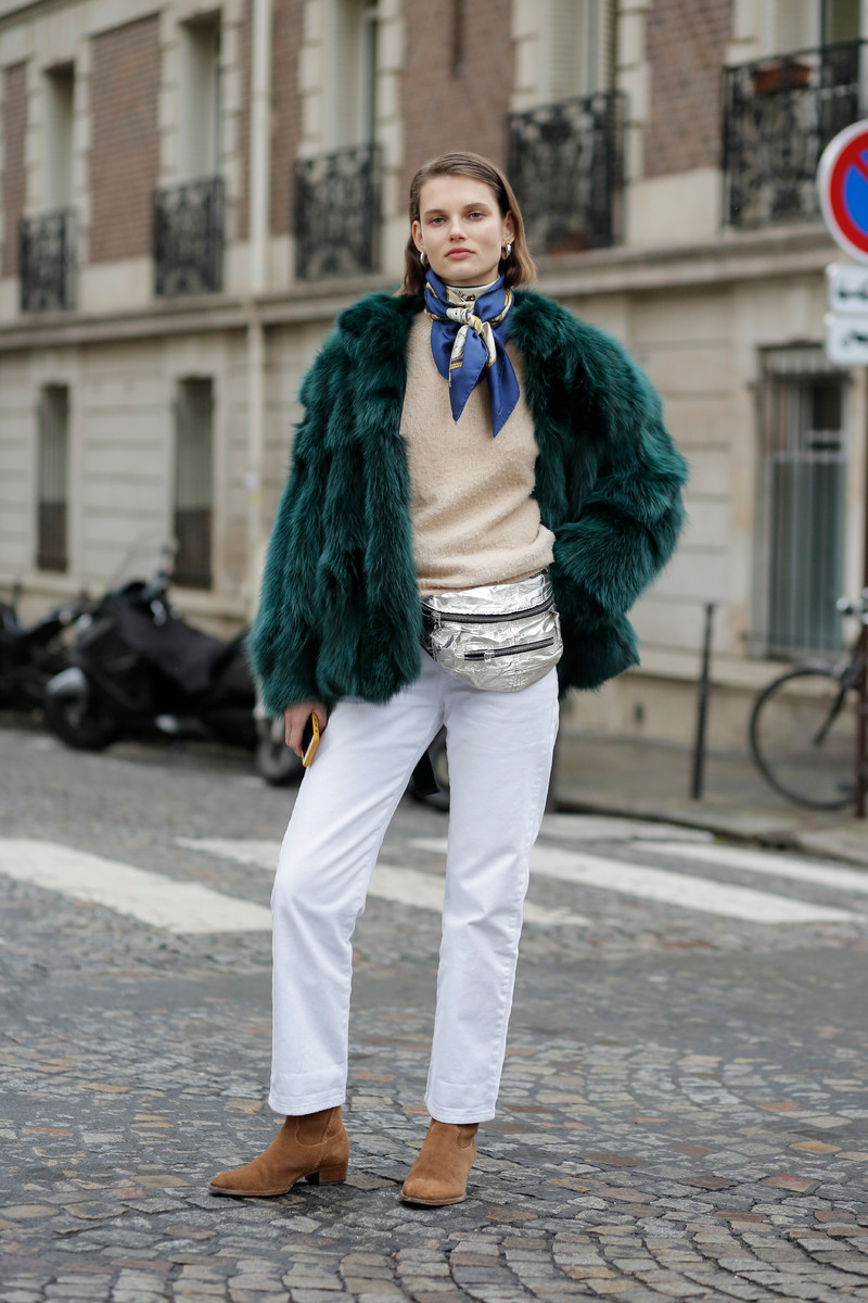 Streetfashion Paris Womenswear FW2018, Day 04