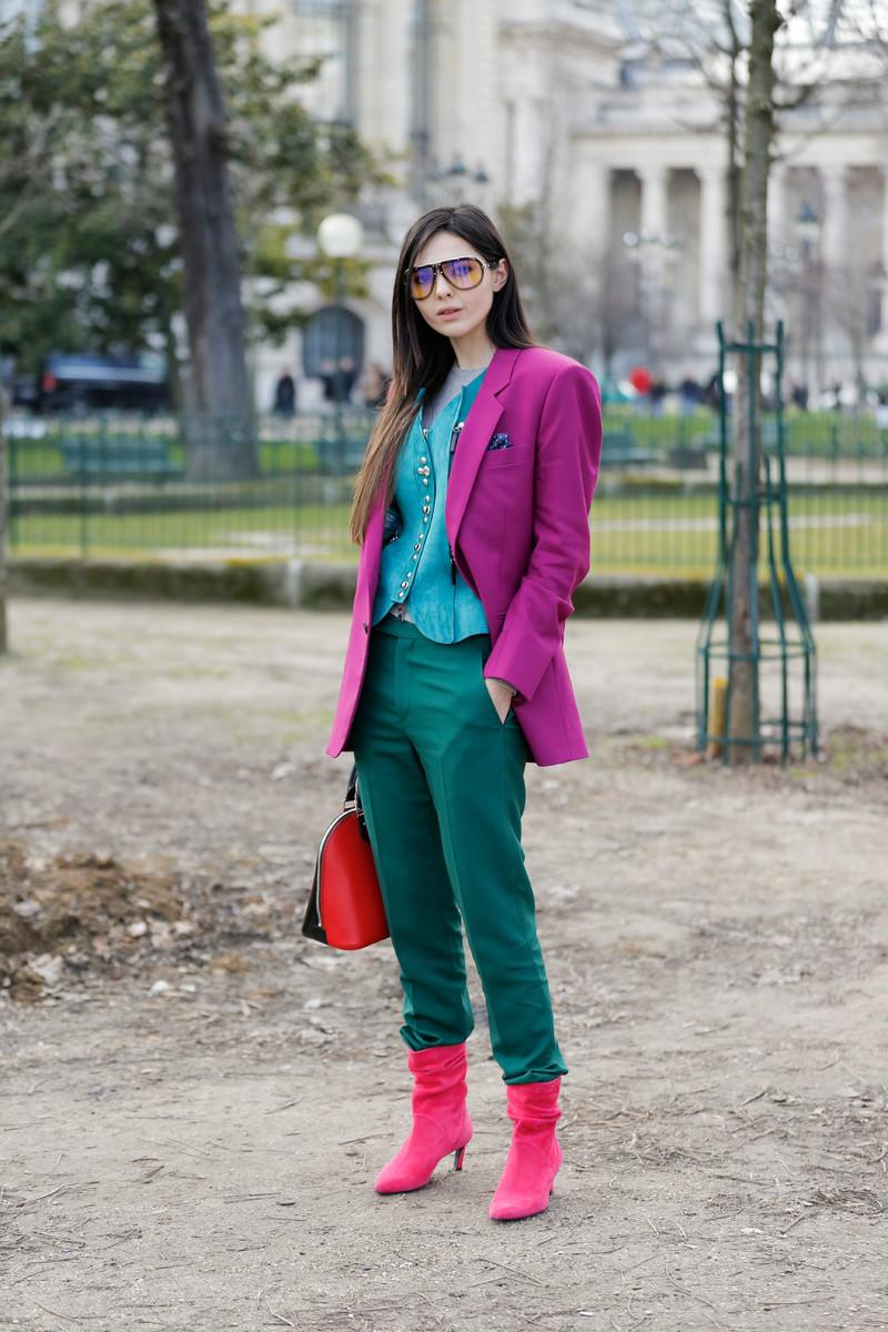 Streetfashion Paris Womenswear FW2018, Day 05
