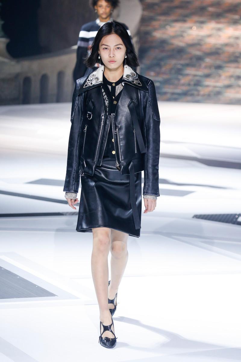 Louis Vuitton Catwalk Fashion Show Paris FW2018