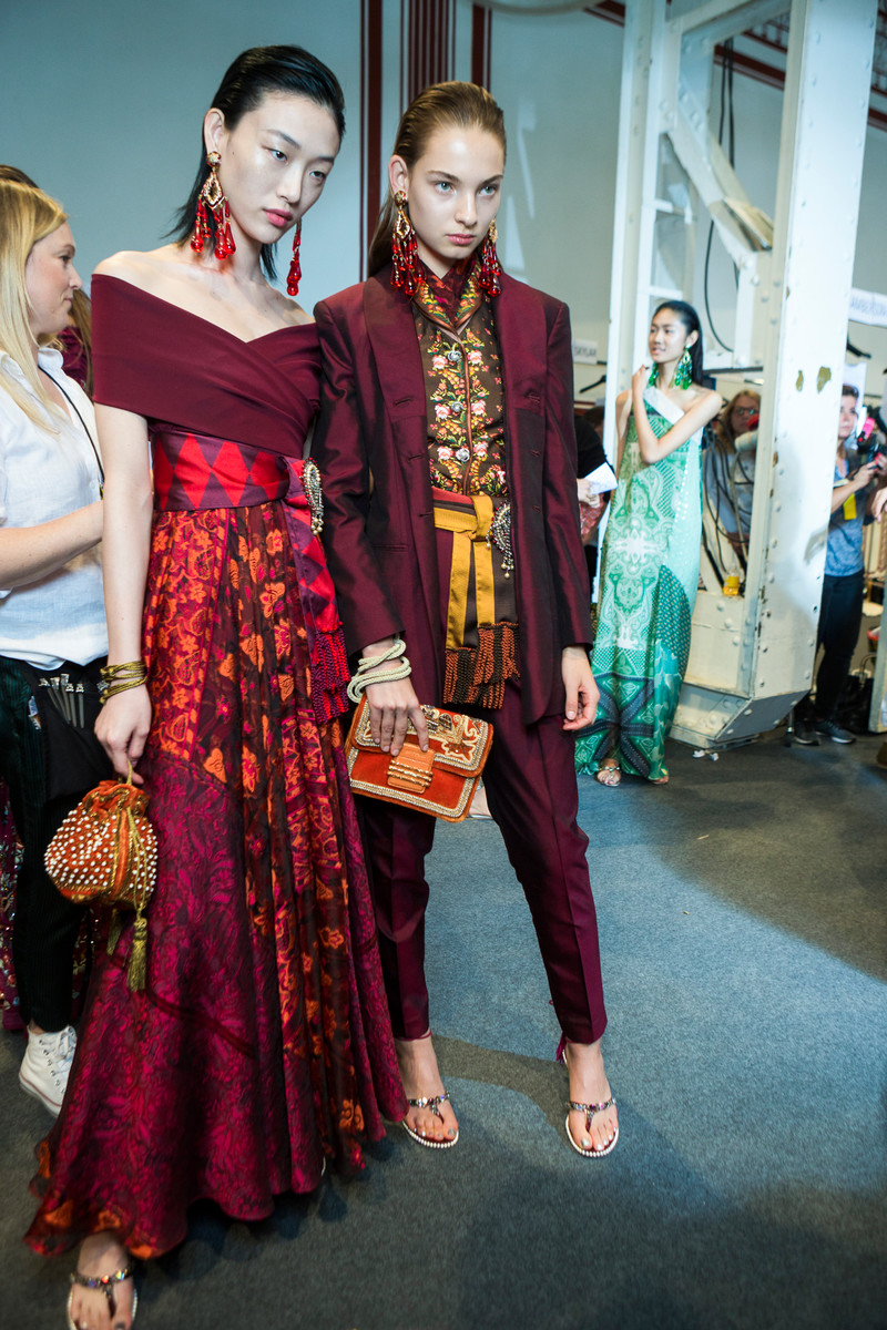 Backstage Trend Report SS2018: Summer in the City