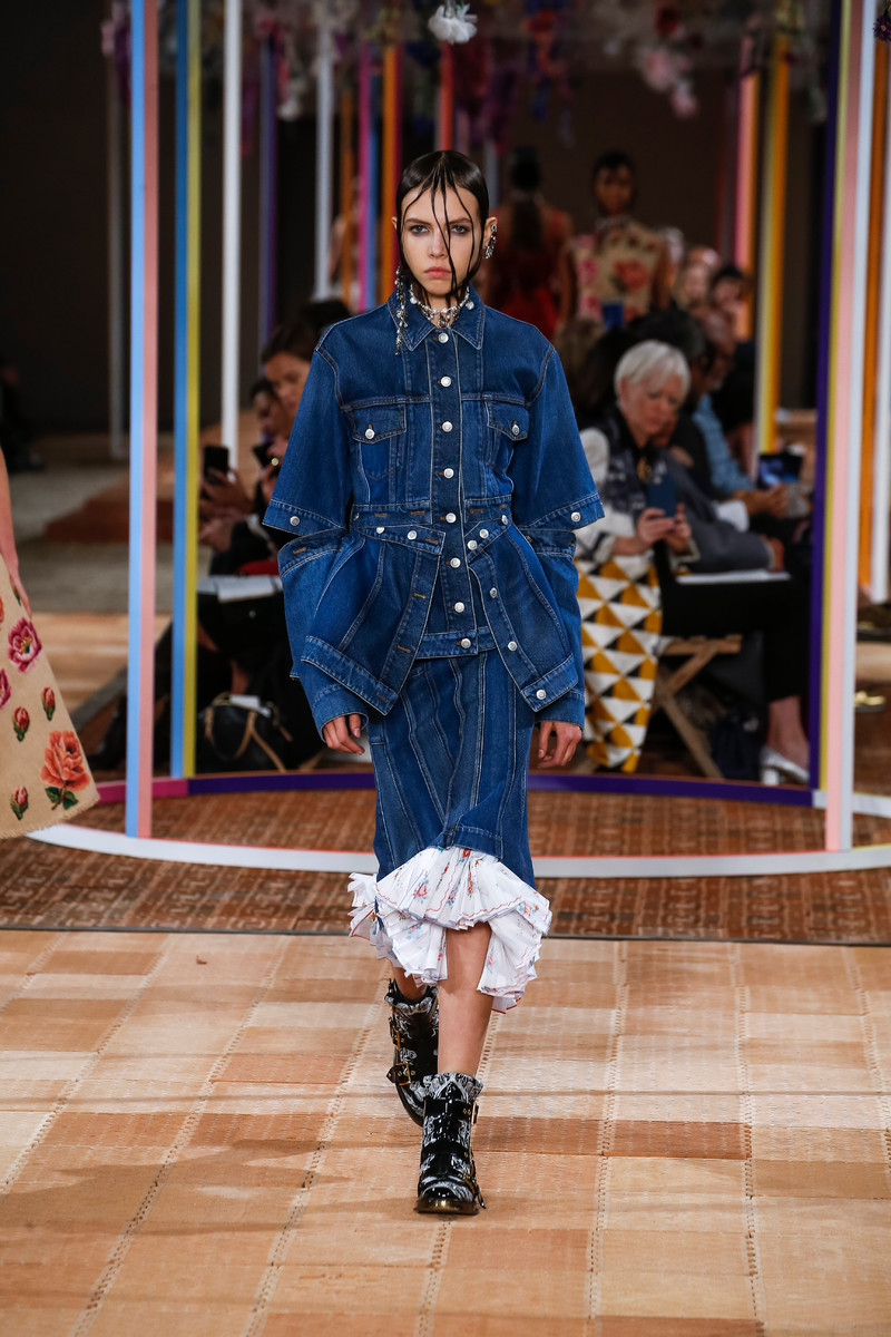Trend Report SS2018: Dark Denim