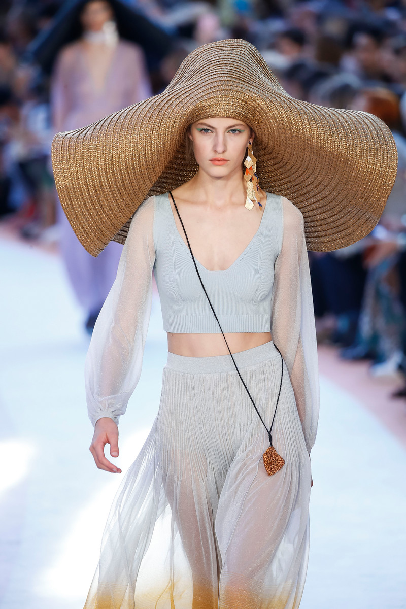 Trend Report FW2018: You can leave your (straw) hat on