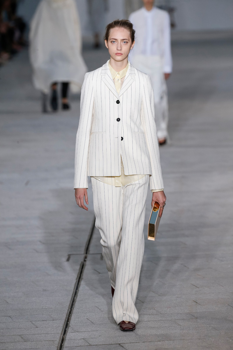 Trend Report SS2018: White Suit