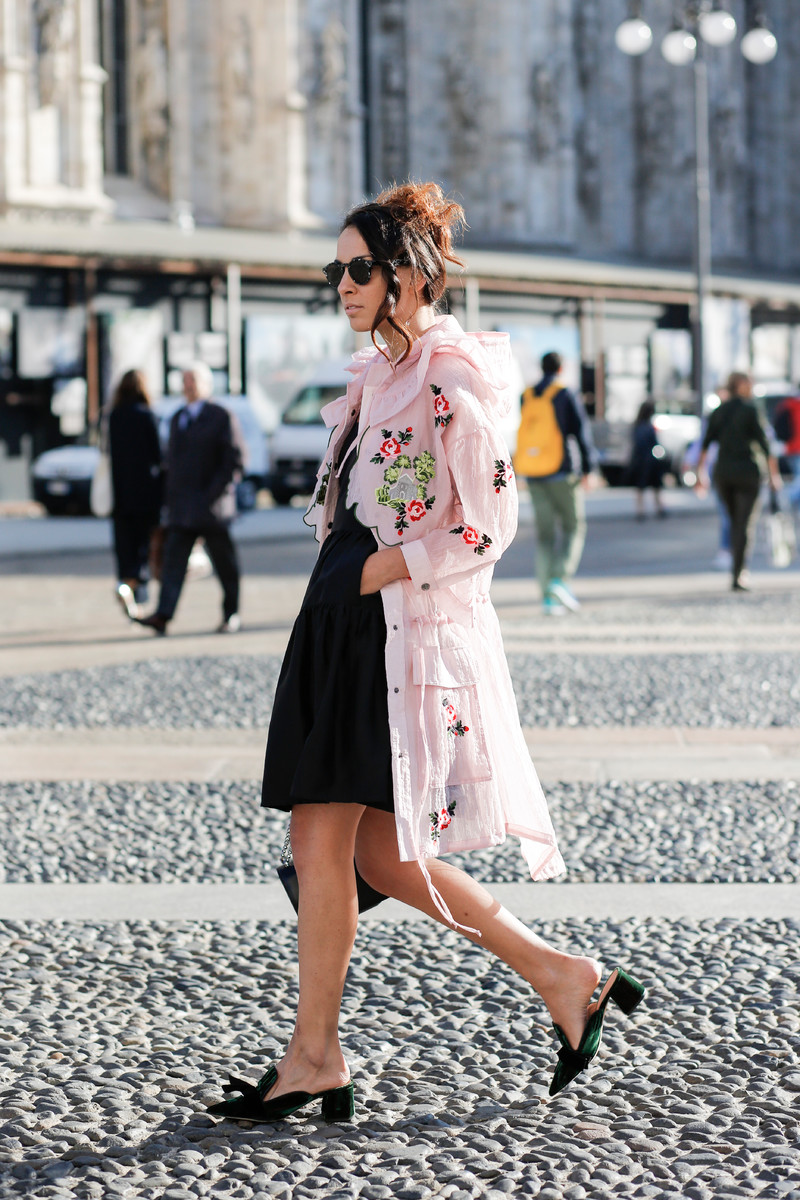 Trend Report SS2018: Slingback Style