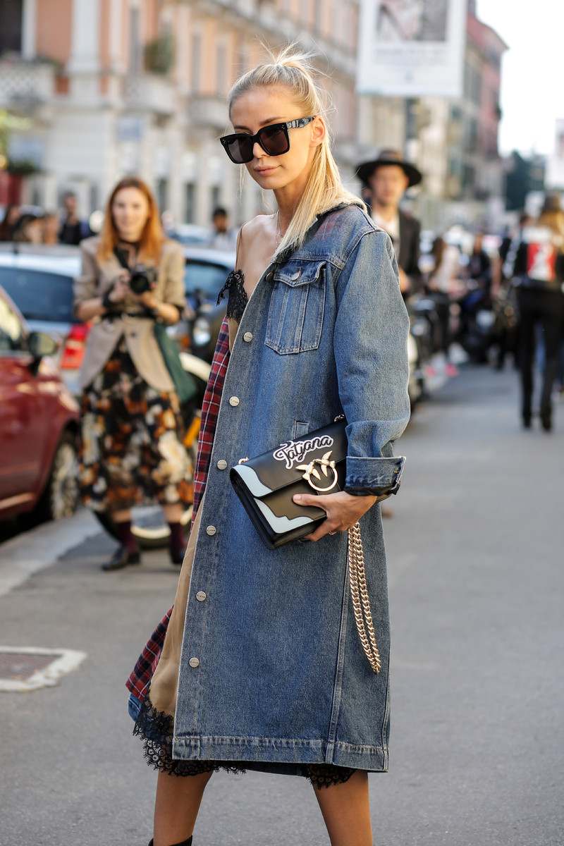 Trend Report SS2018: Denim Jackets