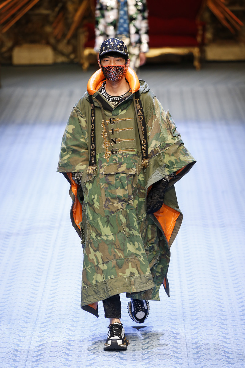 Menswear Trends Spring/Summer 2019 – Milan Recap