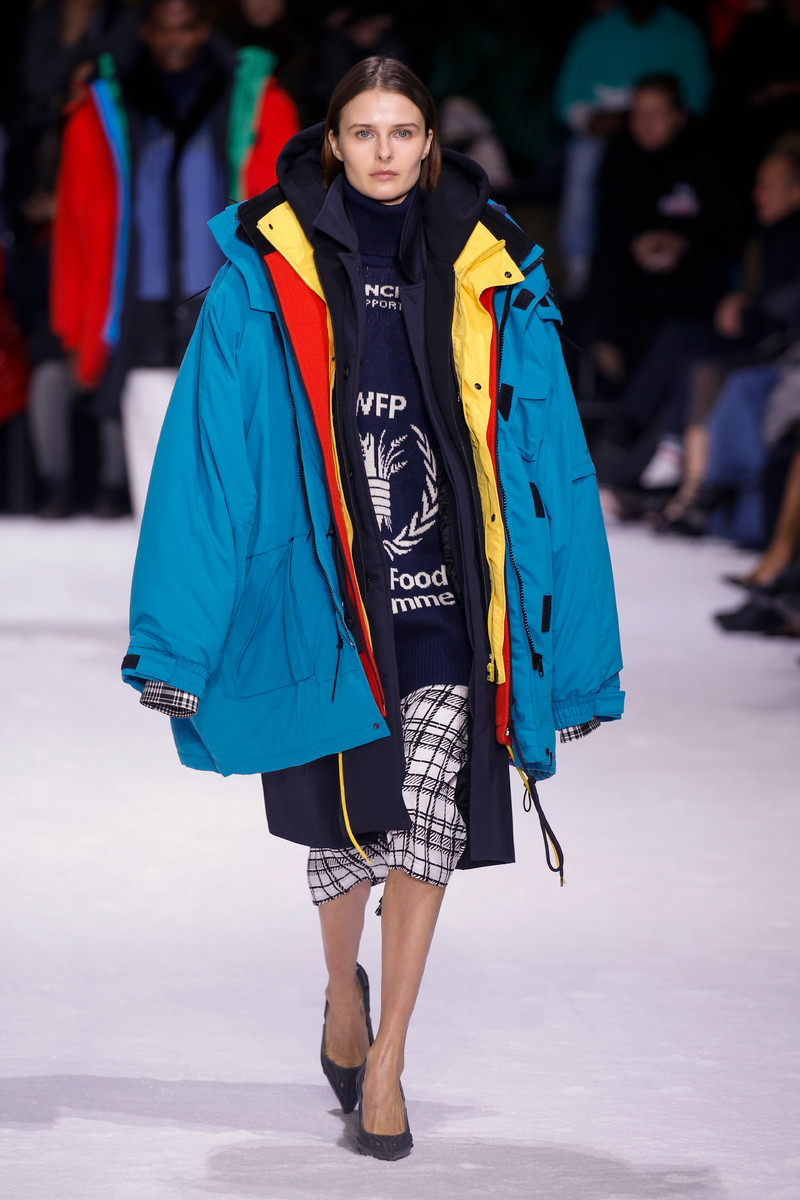 Trend Report FW2018: Layered up/Tucked In/Wrapped up
