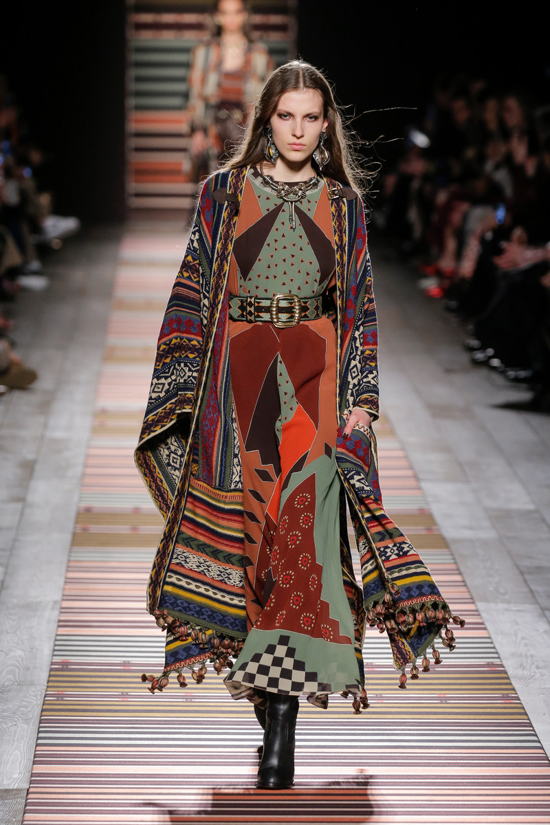 Trend Report FW2018: Nomad meets Folklore meets Eclectic
