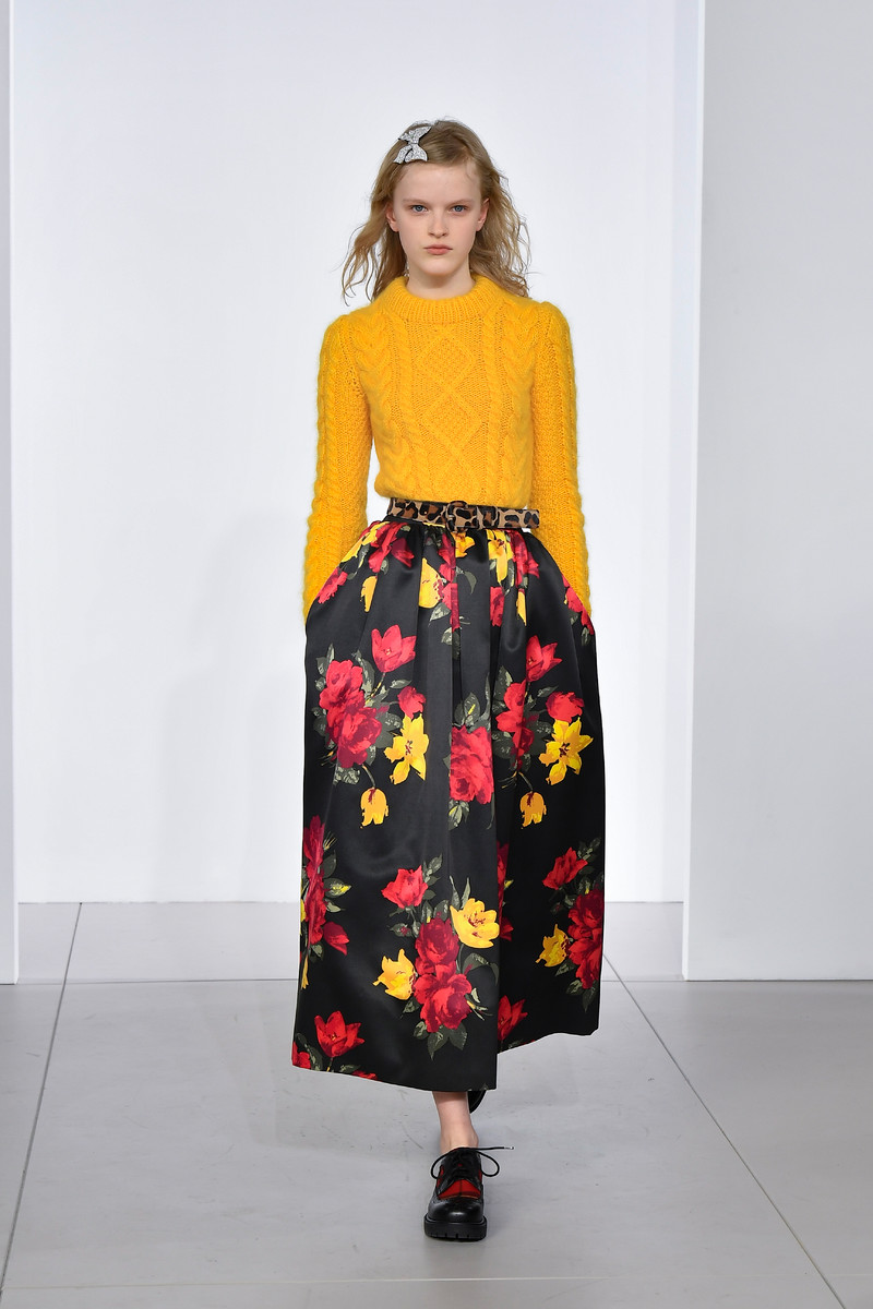 Trend Report FW2018: Floral Variety