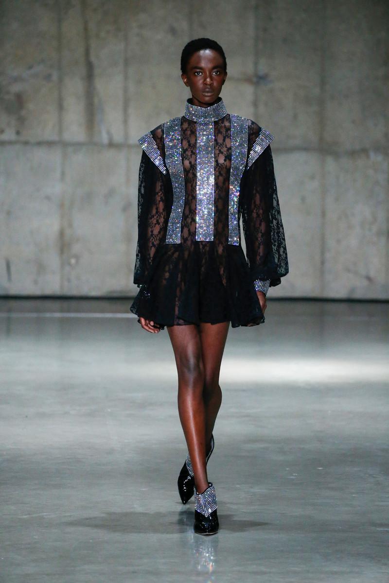Christopher Kane Catwalk Fashion Show London Womenswear SS2019